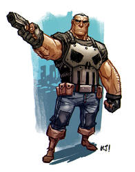 Punisher by njay