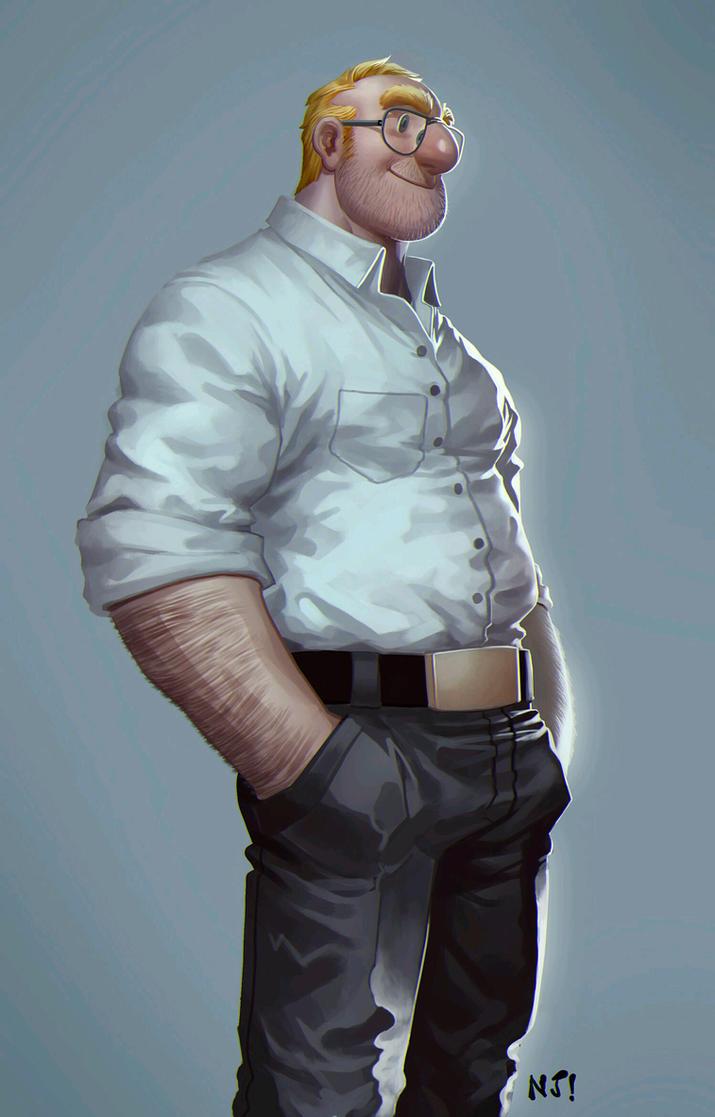 Dick Dangler by njay