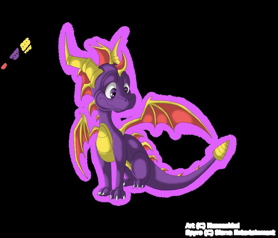 Spyro (TLoS) by KanonaKiwi
