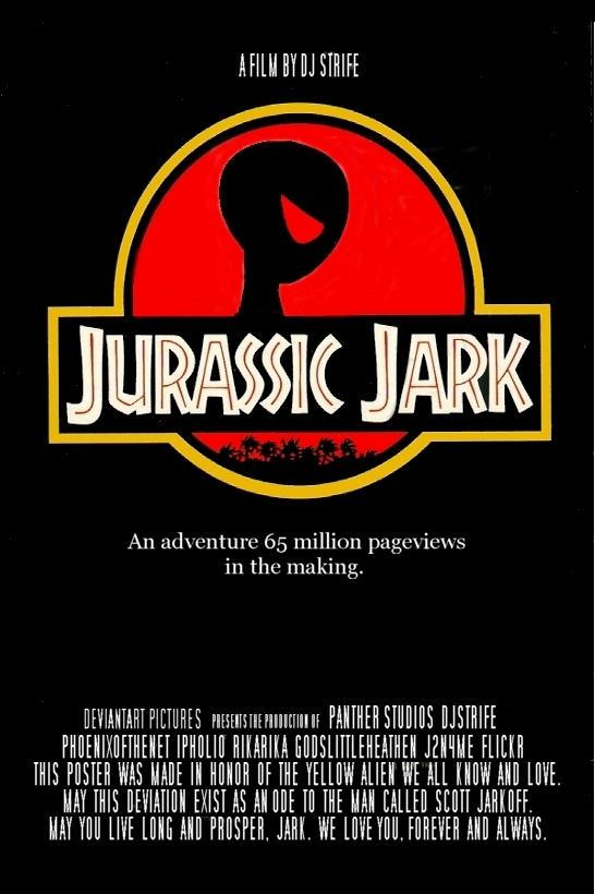'Jurassic Jark' by DJStrife