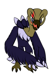 Chaac the Argentavis by pyrorptrs