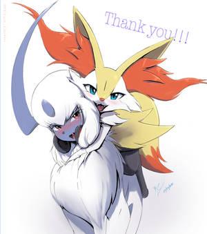 Thank YOU!!! nvn