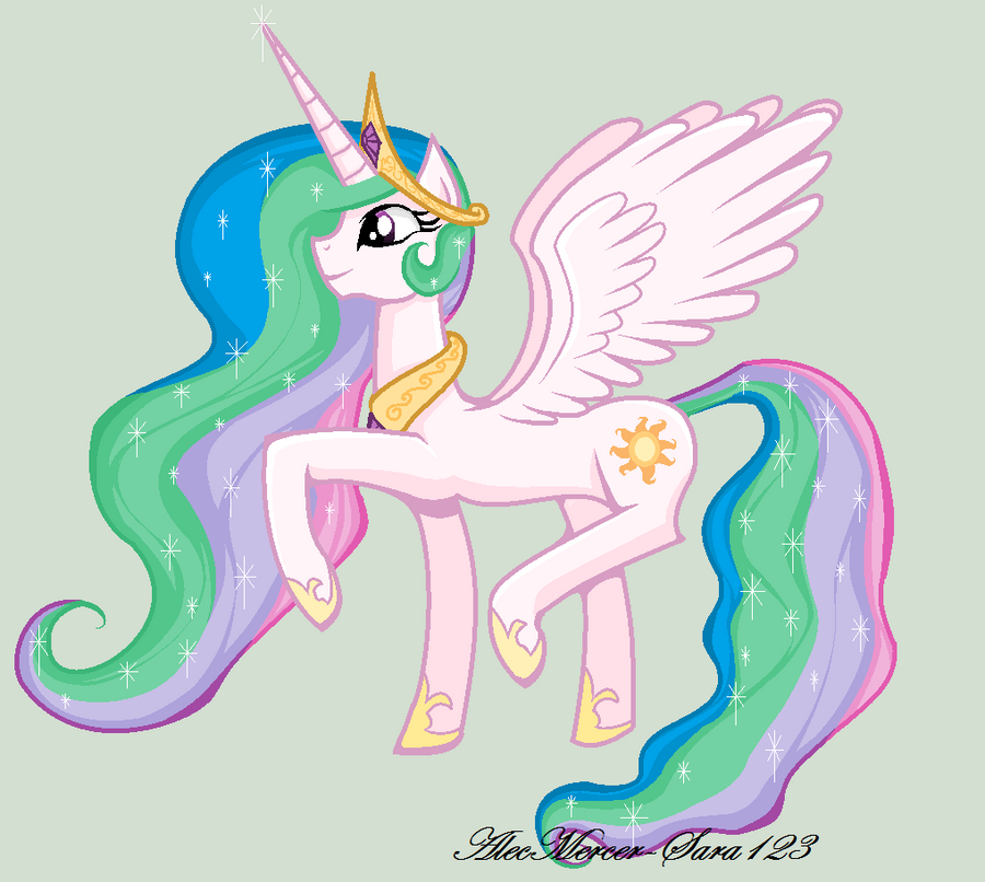 MLP Princess Celestia