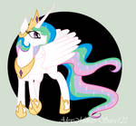 MLP-PrincessCelestia