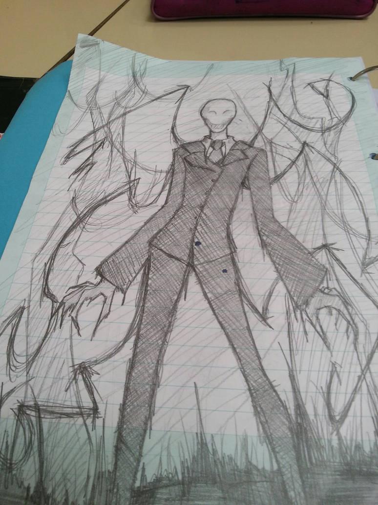 creepypasta] slenderman by AlexMercer-Sara123 on DeviantArt