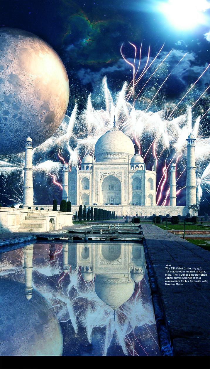 Funky TaJ Mahal - by BryanDc