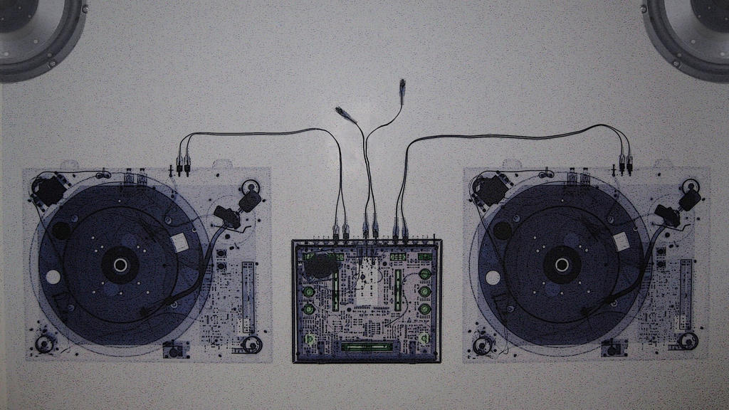 Music Wallpaper 1 By Deft0wn