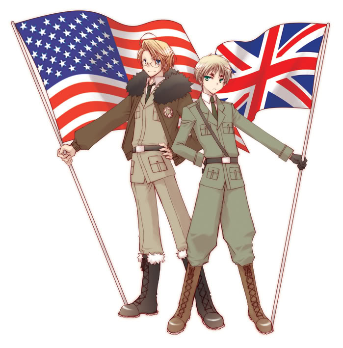 england and america relationship with germany