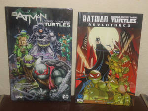 Batman/Teenage Mutant Ninja Turtles comics