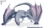 Monster Hunter Nargacuga