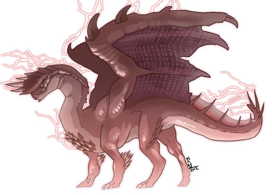 Monster Hunter Alatreon By Macawnivore On Deviantart