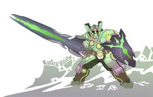 Monster Hunter Kaiserborn by macawnivore
