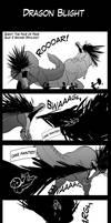 Monster Hunter Comic - Dragon Blight