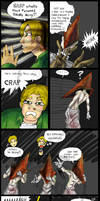 Pyramid Head Comic ClosetScene