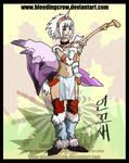 Monster Hunter Kirin Armor