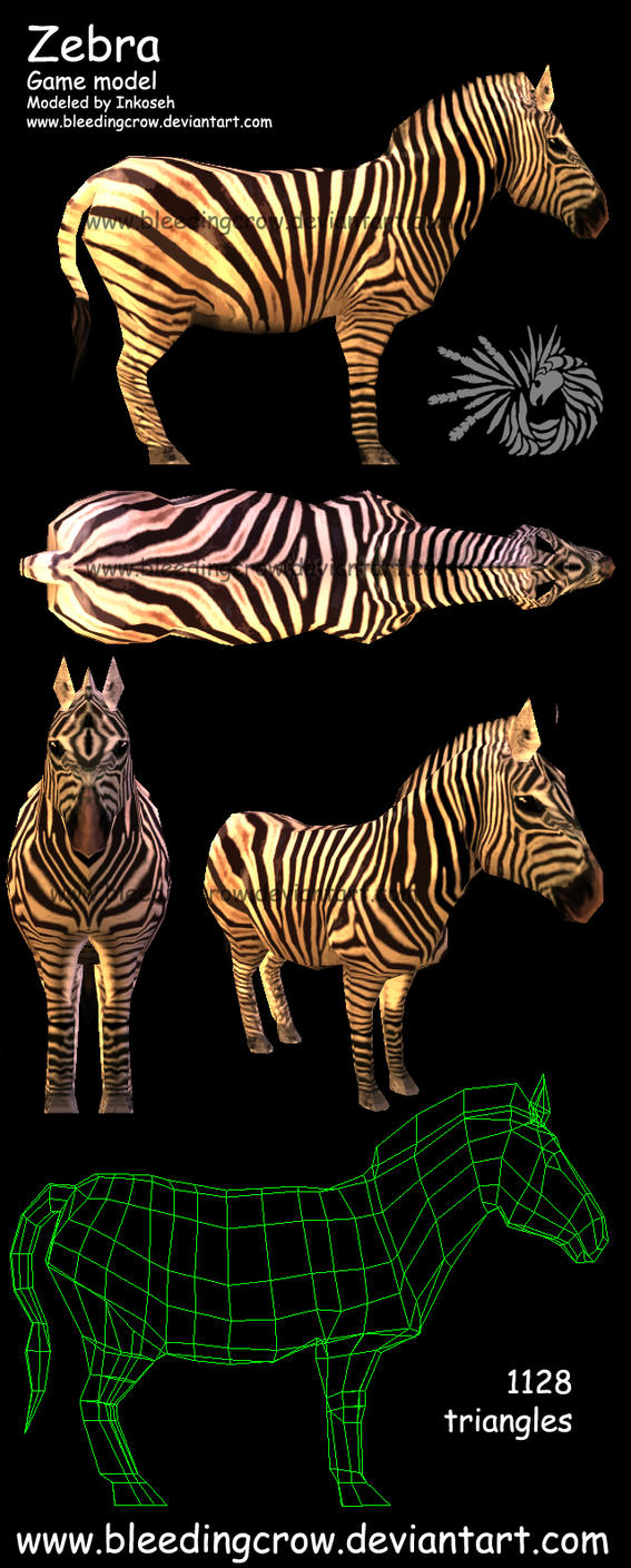 Uncategorized Zebra Game zebra video game model by macawnivore on deviantart macawnivore
