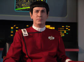 me a.k.a. Spock by WilliamSnape
