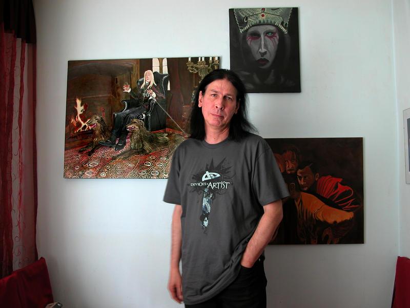 Devious Artist WilliamSnape by WilliamSnape
