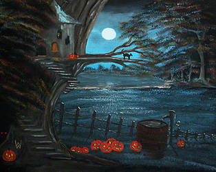 Halloween by WilliamSnape