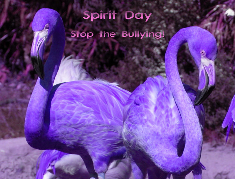 Spirit Day - Stop the Bullying by WilliamSnape