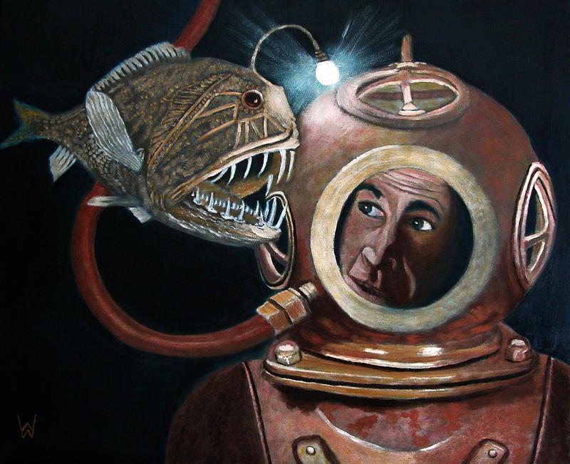 Curiosity by WilliamSnape