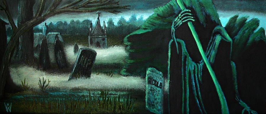 little hangleton graveyard by williamsnape on deviantart