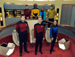 Star Trek Das Vermaechtnis 2 by WilliamSnape
