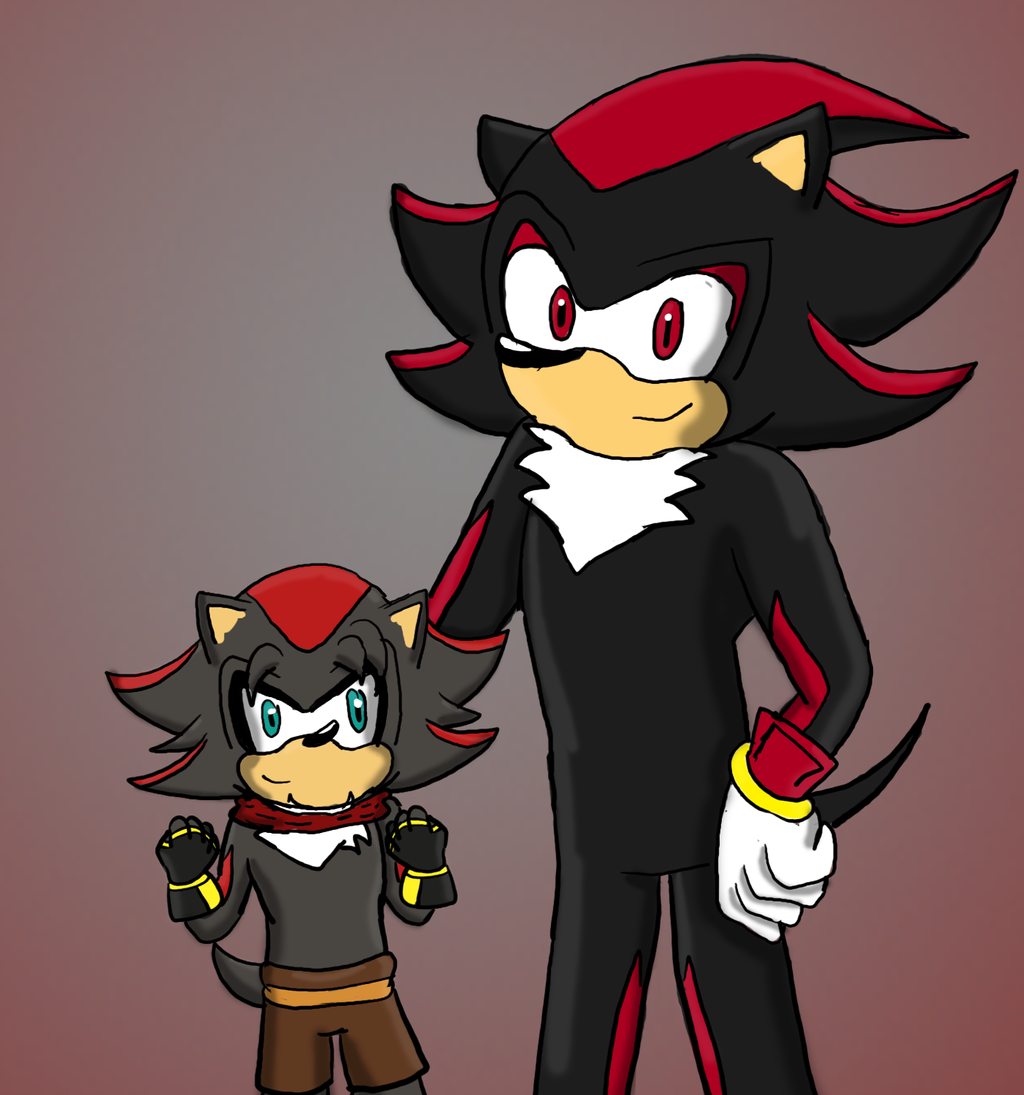 AT: Ash and Shadow Father and Son by Krispina-The-Derp on ...