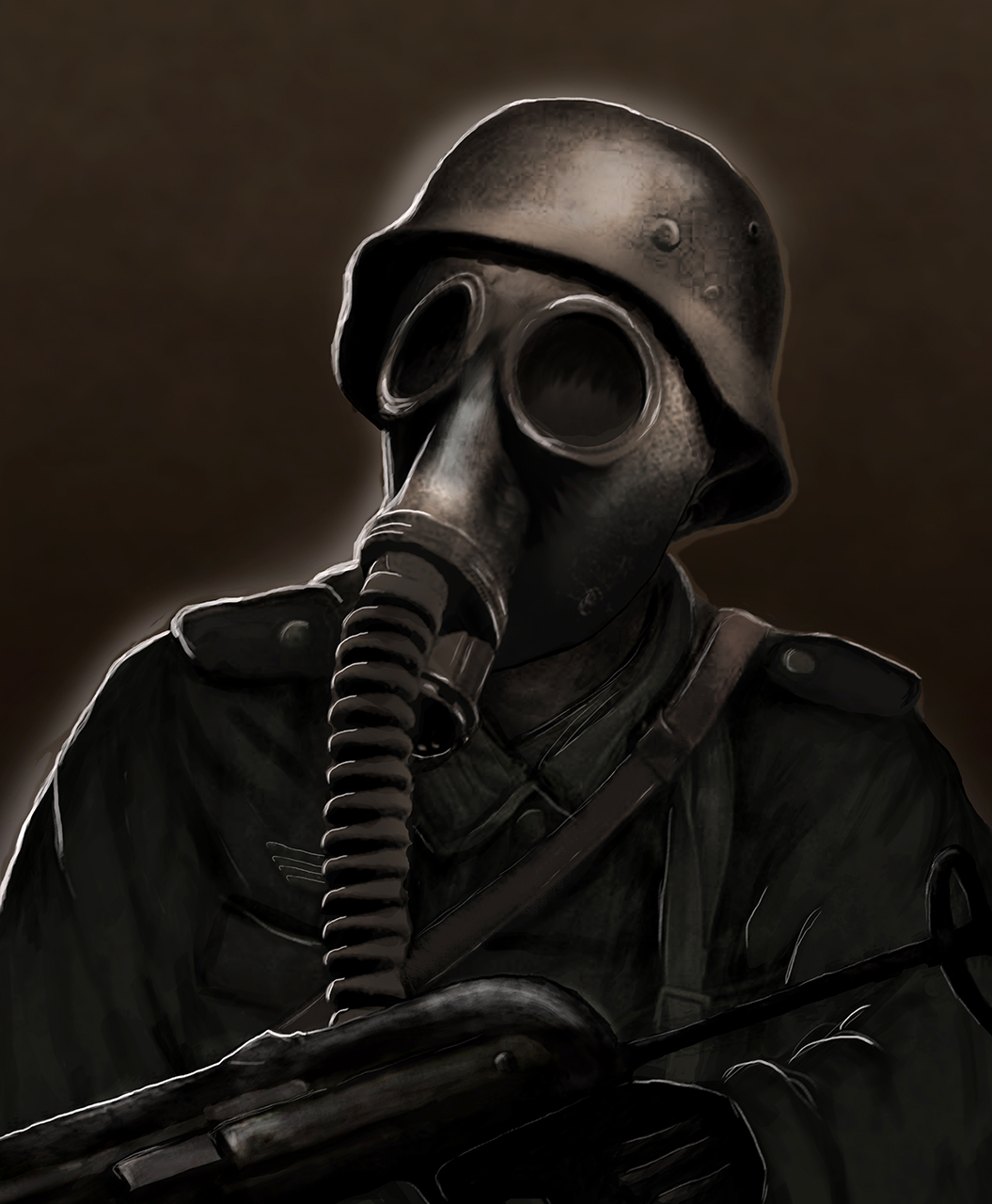 gasmask pictures gasmask soldier by jonnyeklund on deviantart 7747