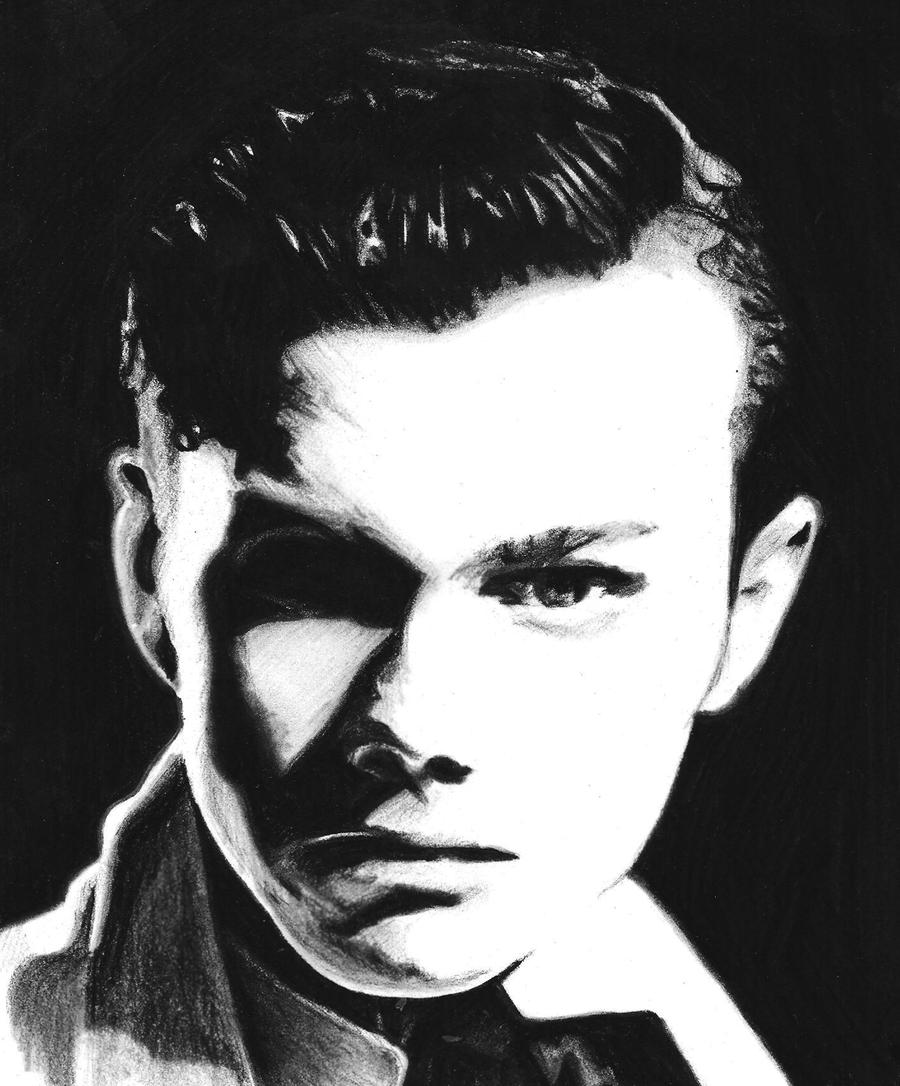 Chris Colfer by DraconaMalfoy