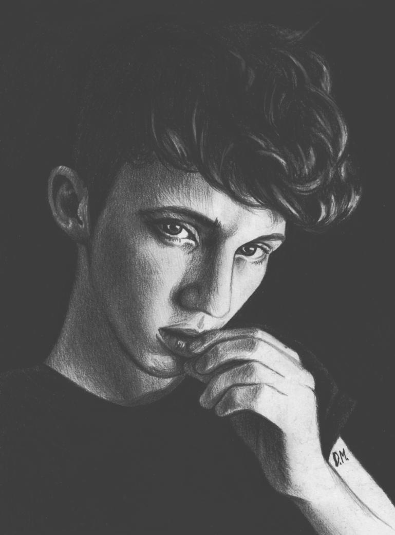 Troye Sivan by DraconaMalfoy on DeviantArt