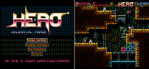Hero - CF screens April 09 by Carnivius