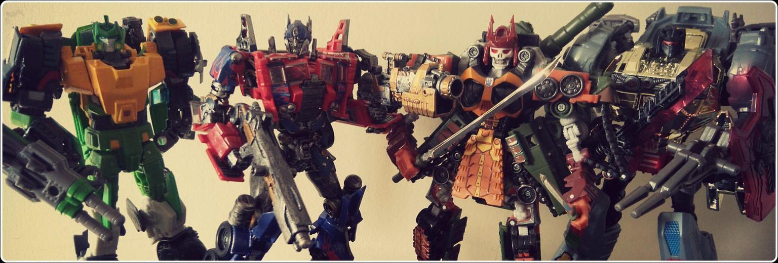 Transformers by Carnivius