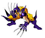 Wolverine - Cartoony