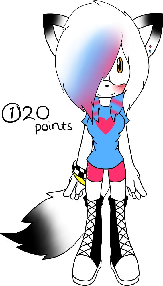 Sonic Adoptable :: SOLD by SakuraGravity