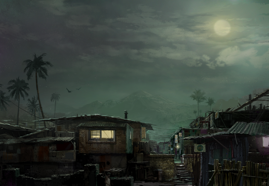 Slums by asong0116