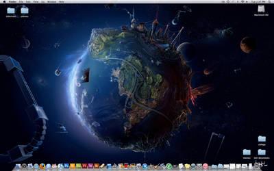 Desktop by storybox
