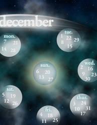 Calendar by storybox
