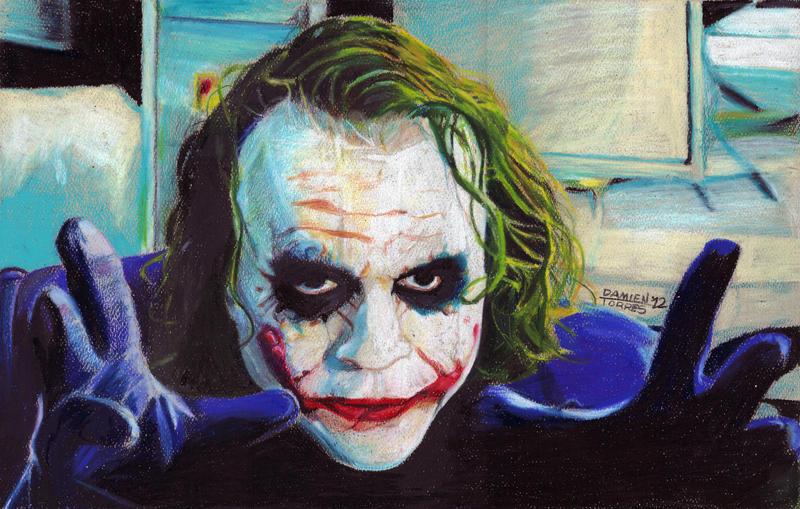 Joker by dtor91