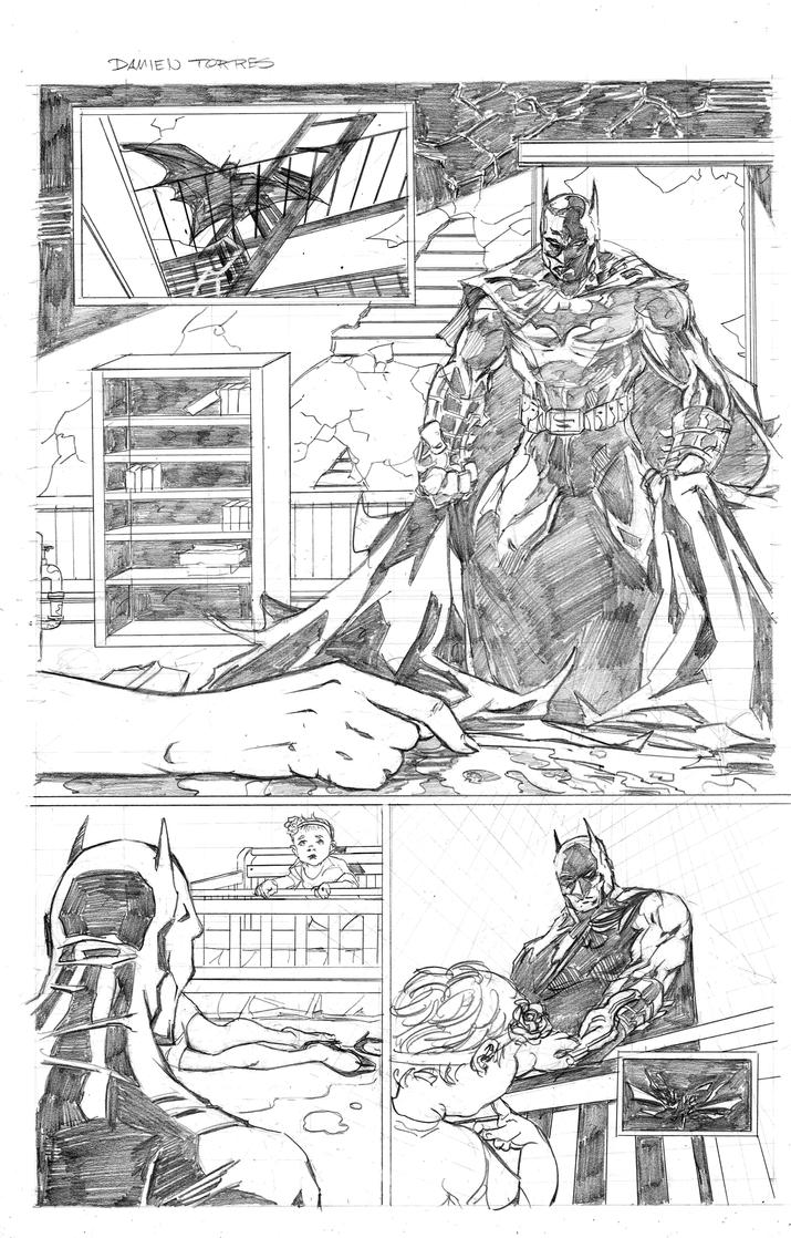 Batman Narrative by dtor91