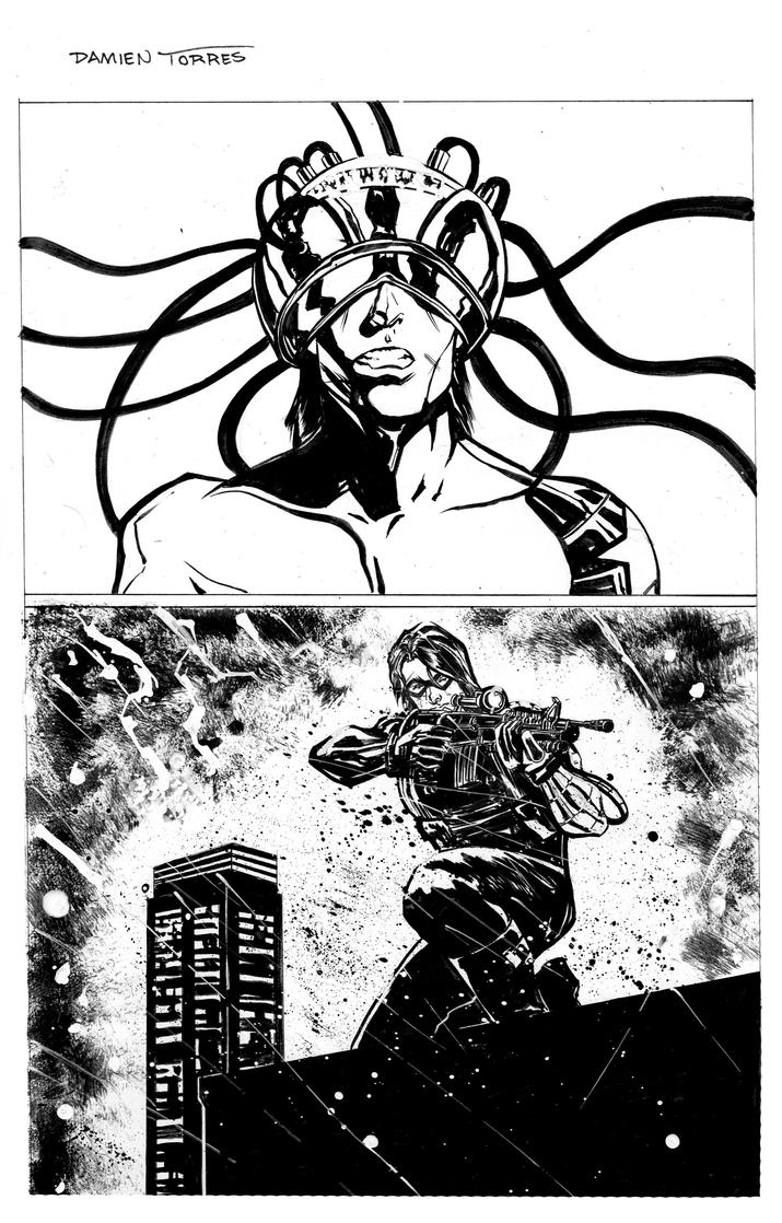Winter Soldier Page 4 by dtor91