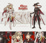 [CLOSED] Chess Knights