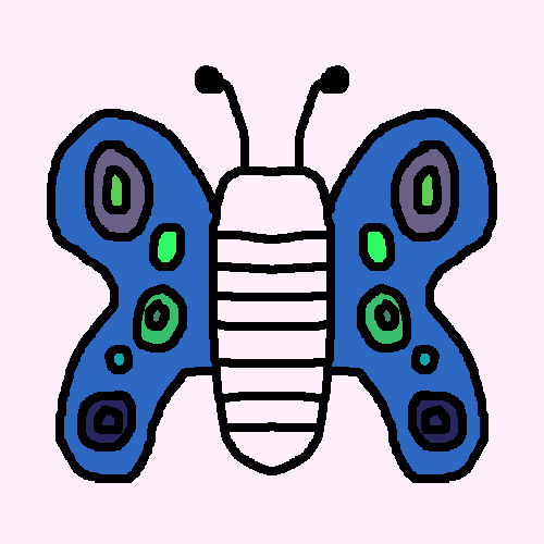 butterfly by GRC02