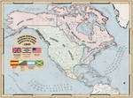 Napoleonic Empire in North America (Alt History)