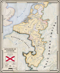 The Bold's Kingdom (Alt. History) by ZalringDA