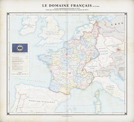 The French Domain 1950 (Alt. history)