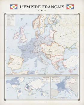 Napoleon's Legacy 1917 (Alt. history)