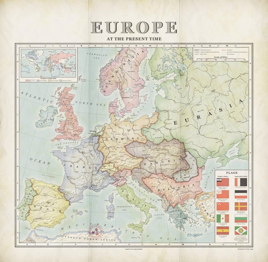 The Winter of Empires by ZalringDA