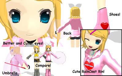 MMD-New Cute Rin