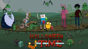 Halloween Time Again
